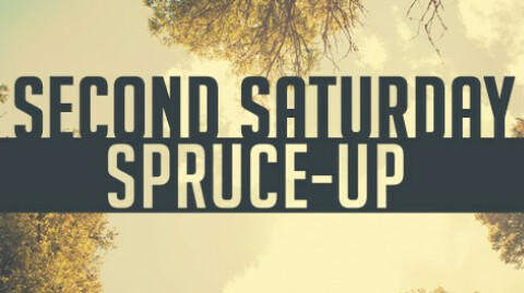 Second Saturday Spruce-Up