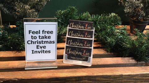 5 Ways to Invite to Christmas Eve