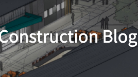 Welcome to the Construction Blog!