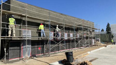 Tour the Construction Site